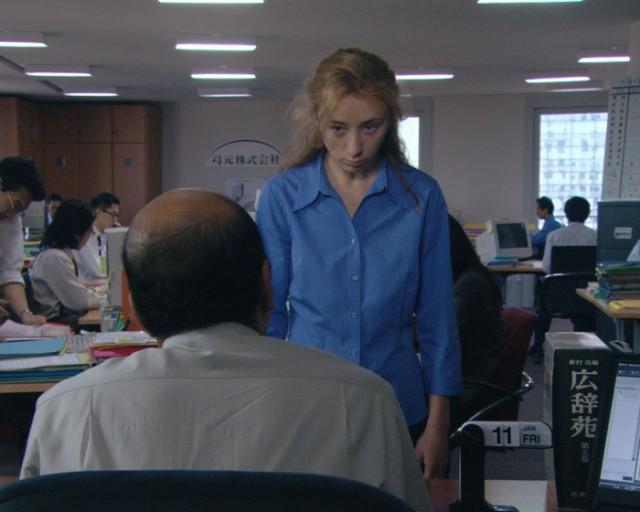 """""""Страх и трепет"""". В Японии подчиненный по отношению к начальнику должен испытывать страх и трепет."""
