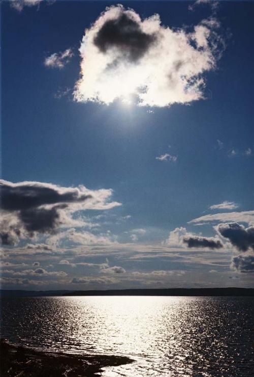 Облако света