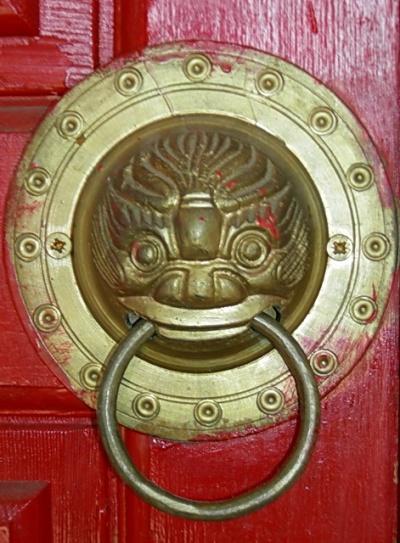 Дверное кольцо