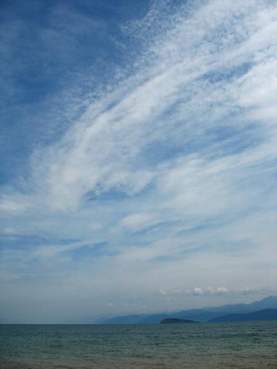 Небо над Байкалом. Змеиная бухта