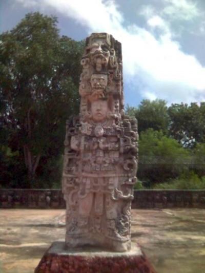 Тоже незнакомы сюжет-все это было в один маленкий поселок как скульпторные композиции в парке.