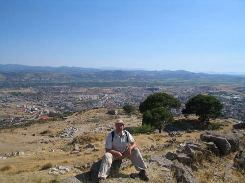 Алтарь Зевса стоял на горе Пергама