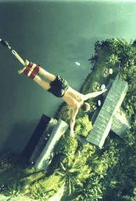 прыг...