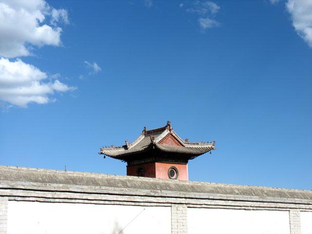 Уланбатор. Музей Чойджин Ламы