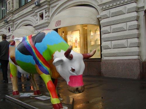 Корова Летняя