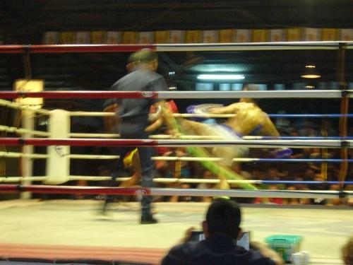 Май-тай. Тайский бокс.