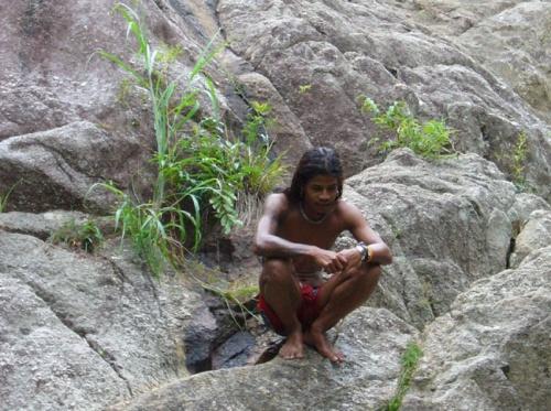 Местный Маугли