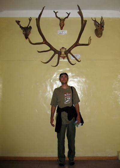 Улан-Батор. Вот это рога! Краеведческий музей