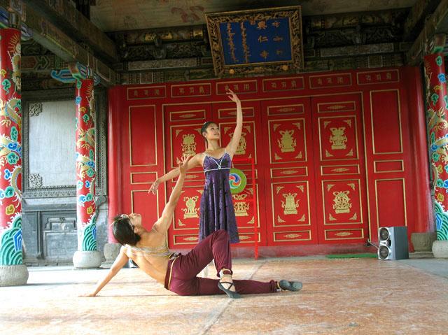 Балет в буддистском монастыре! Улан-Батор, Музей Чойжин-ламы