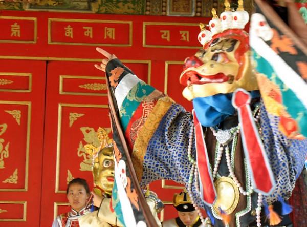 Мистерия Цам, Улан-Батор, Музей Чойжин-ламы