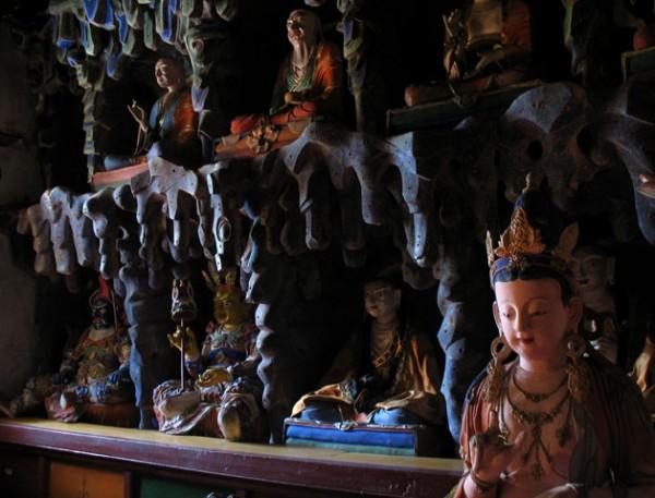 Загадочные лики буддизма