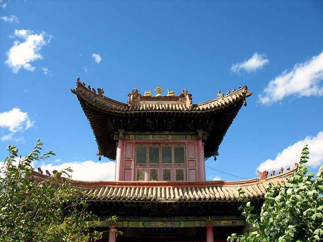Улан-Батор, Музей Чойжин-ламы