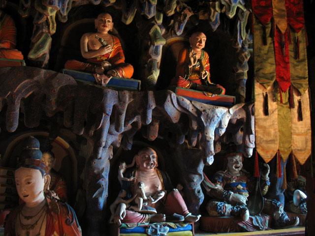 Мир буддистских богов и святых, Улан-Батор, Музей Чойжин-ламы