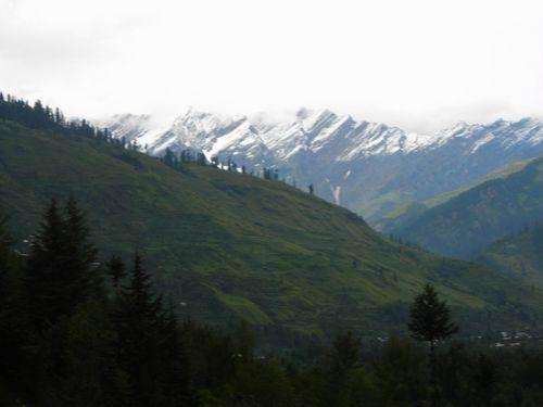 И еще немного гор в Манали