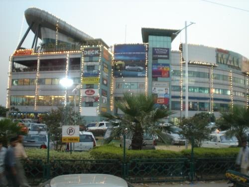 Молл в Delhi