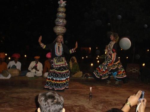 Раджастханский танец
