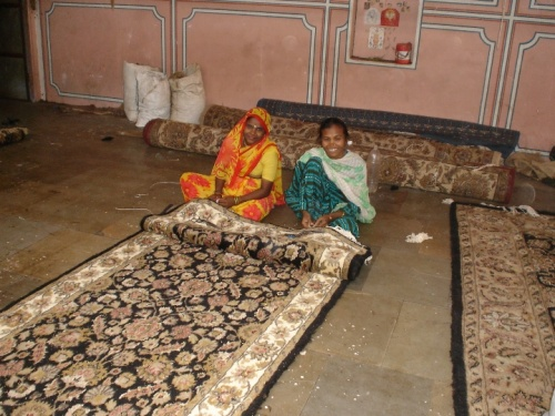 Производительницы ковров