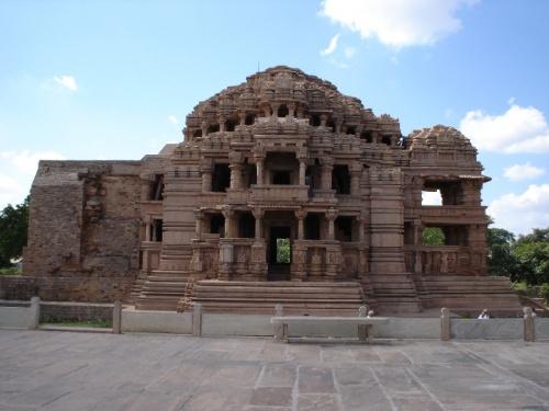 Храм в Гвалиоре
