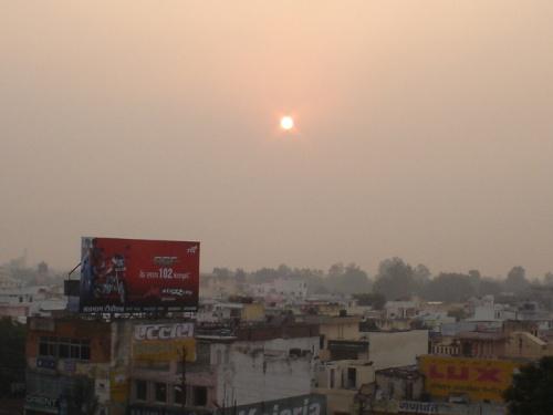 Восход в Харидваре