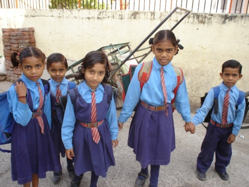 Детки в Ришикеш