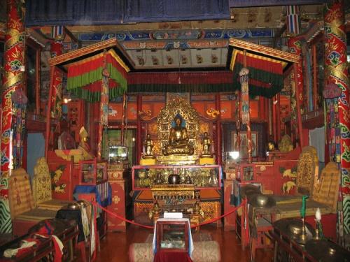 Монголия: Буддизм