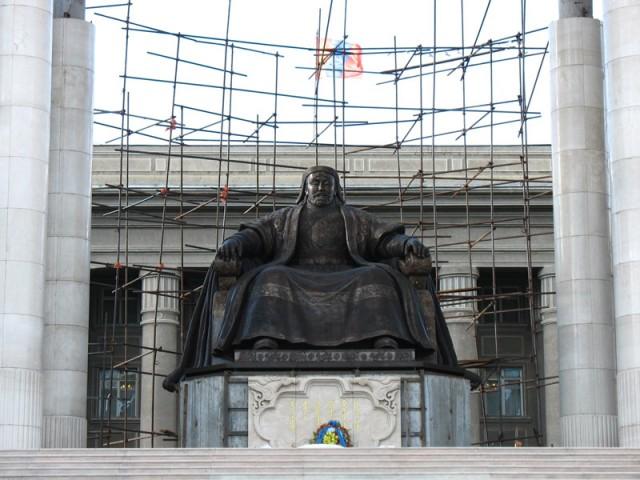 Монголия: Чингисхан