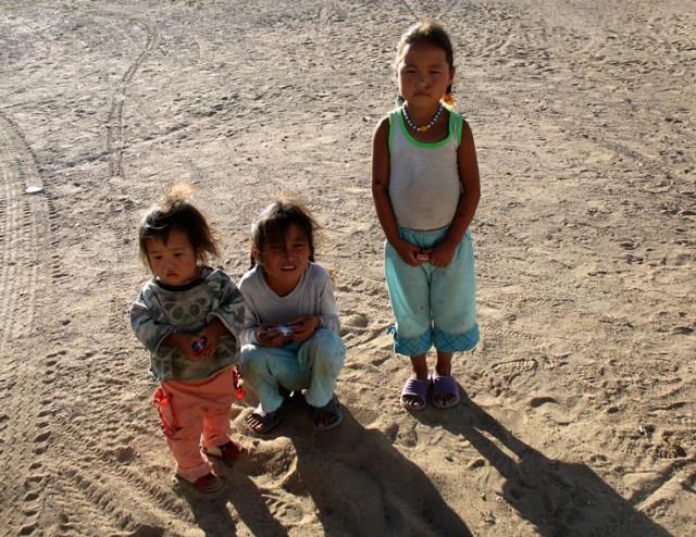 Дети пустыни