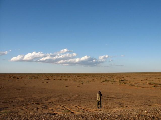 Пустыня Гоби. Монголия