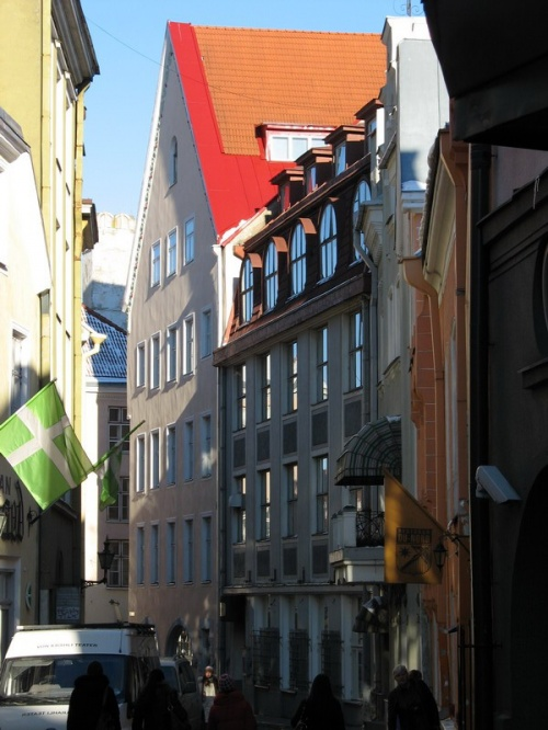 Улочки города