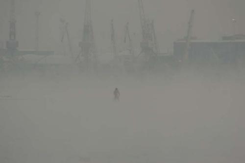 Туманный человек