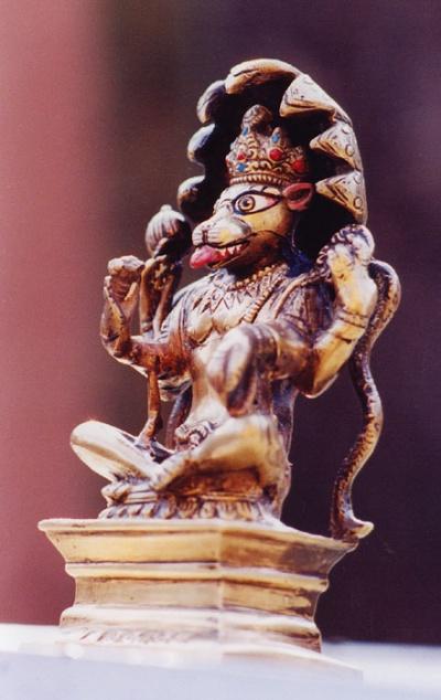 Йога Нрисимха