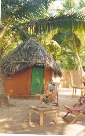 Goa beach -бичь в Гоа.