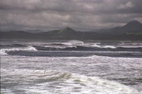 океан после шторма