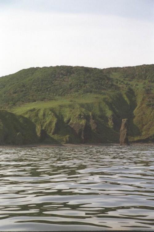 вид на берега с лодки