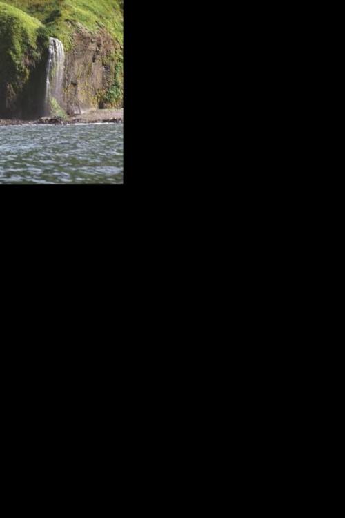Мыс водопадный