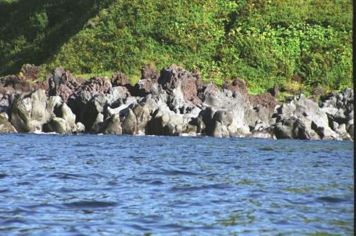 лавовые берега Стокапа