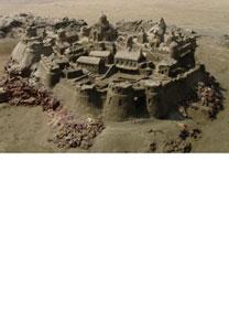 Арамбольский замок.