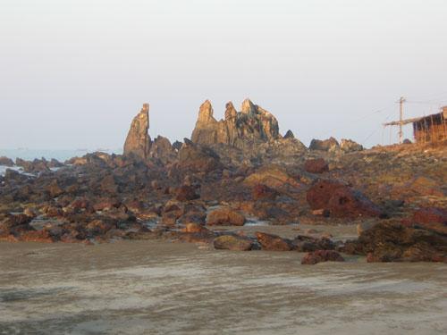 3 Рифы в Арамболе.