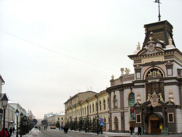 Национальный музей. Казань