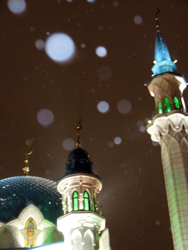 Цвет ислама