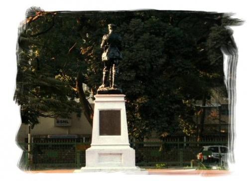 Площадь Минска