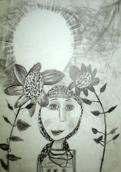 Красавица Шундыкай - солнце