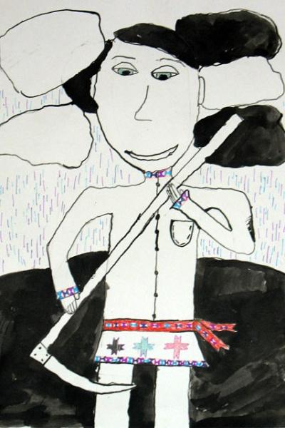 Князь дождя Зорбей