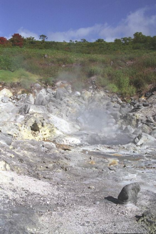 Кипящая грязь