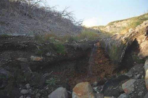 водопадик сталкеровской зоны