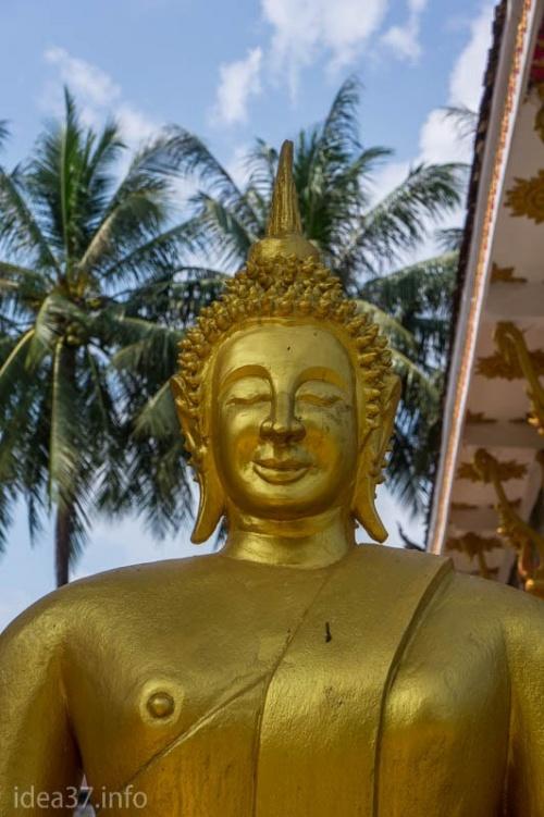 Пушкиноидный Будда