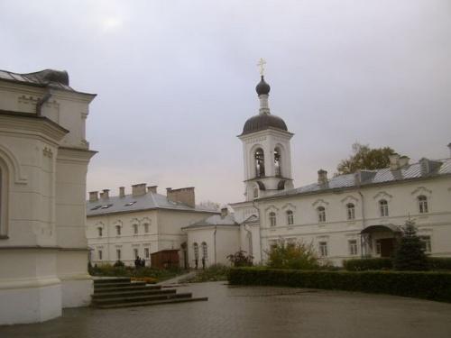 В СвятоЕфросиньевском монастыре