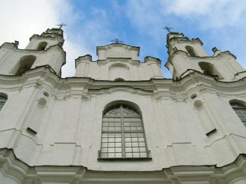 Софийский собор (перестроен в стиле барокко)