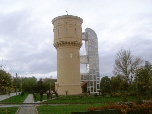 Музей водонапорной башни