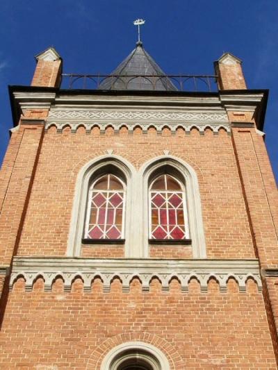 Музей города в кирхе 18 века